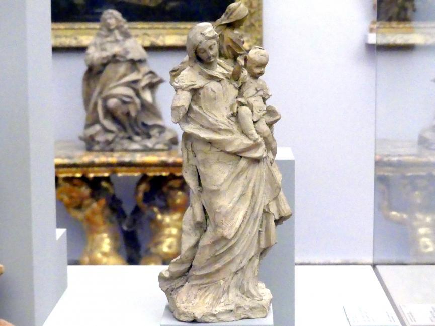 Melchiorre Cafà: Madonna, Undatiert