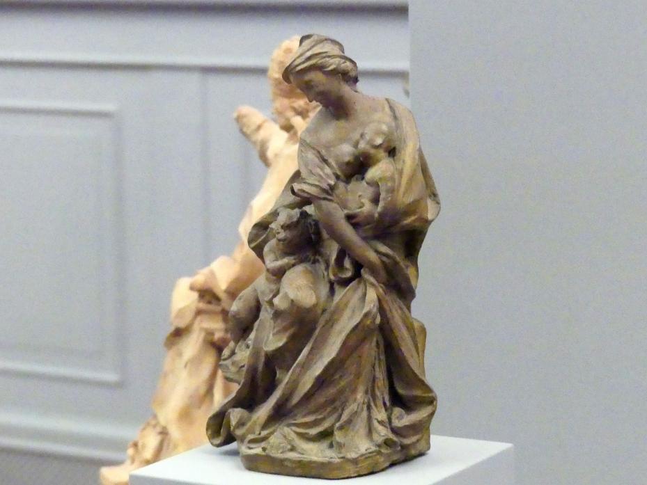 Melchiorre Cafà: Caritas (Allegorie der Nächstenliebe), Undatiert