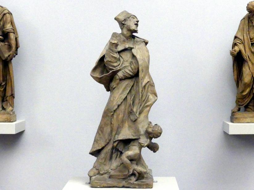 Pierre Puget: Alessandro Sauli, 1665 - 1666