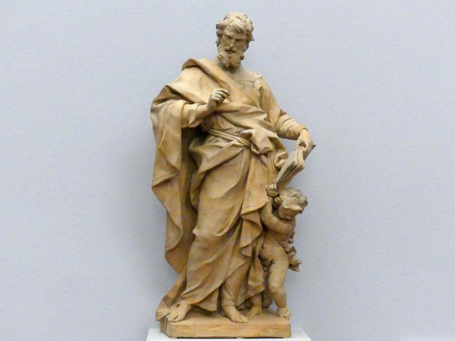 Bernardino Ludovisi: Hl. Matthäus Evangelist, Undatiert