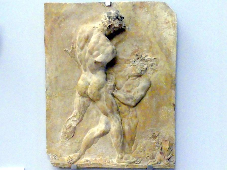 Domenico Guidi: Kain erschlägt Abel, um 1650