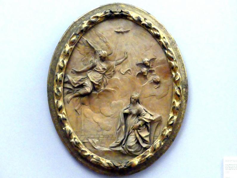 Angelo Gabriello Piò: Verkündigung an Maria, Undatiert