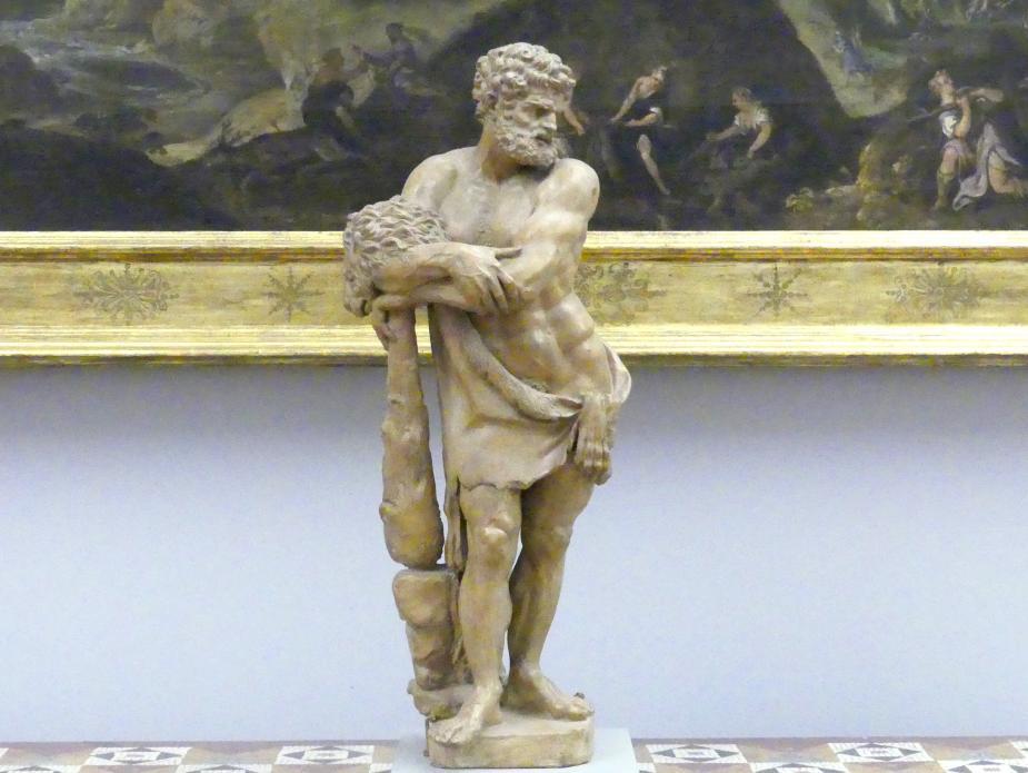 Pierre Puget: Herkules, um 1660
