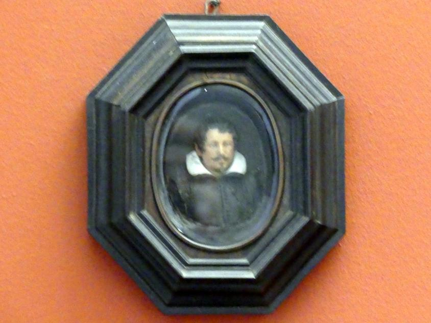 Bildnis eines Unbekannten, um 1620 - 1630