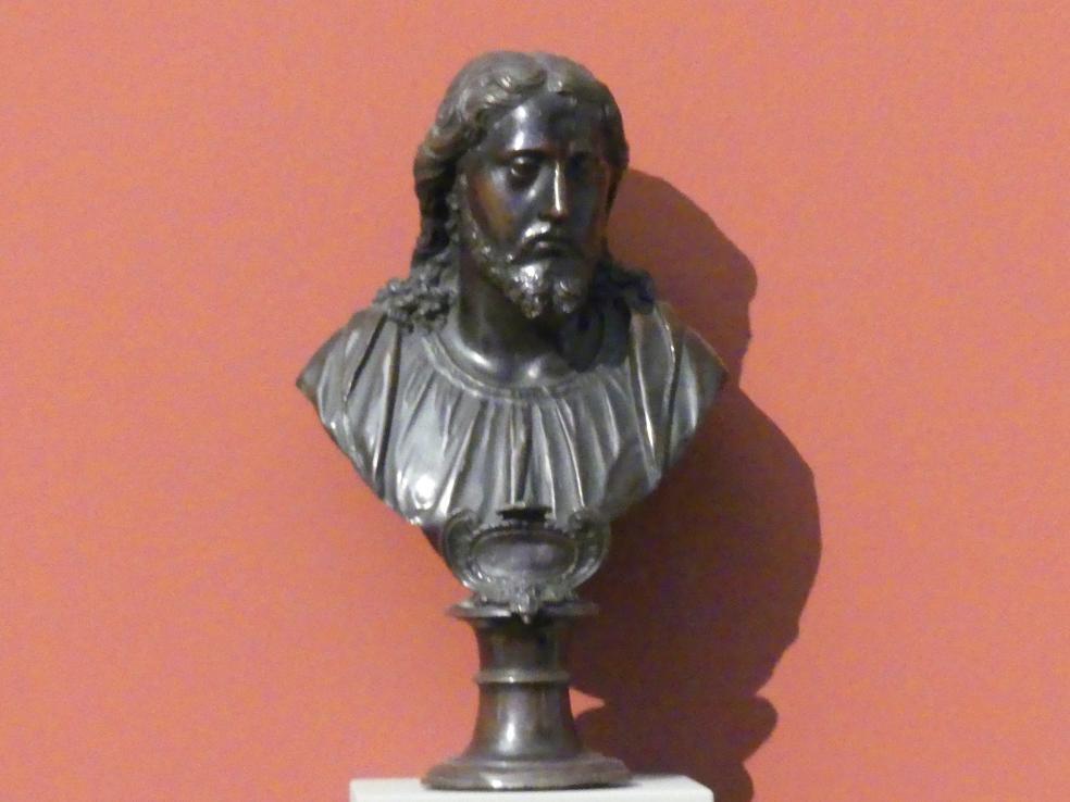 Antonio Abondio: Christusbüste, Undatiert