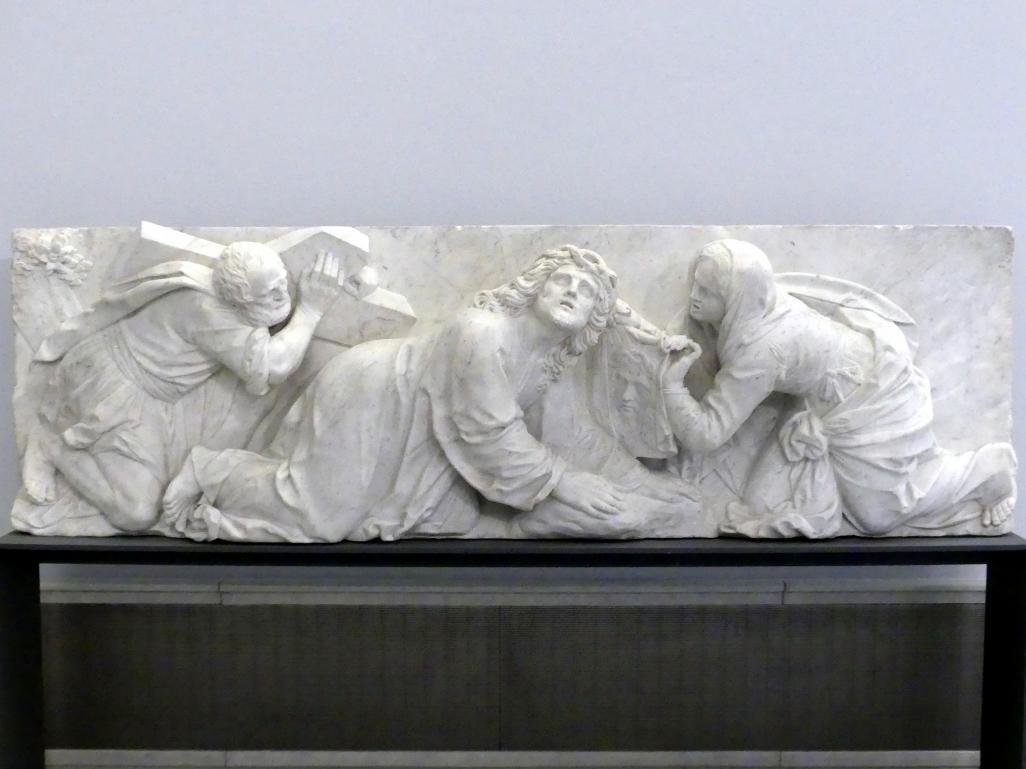 Orazio Marinali: Kreuztragung Christi, um 1675