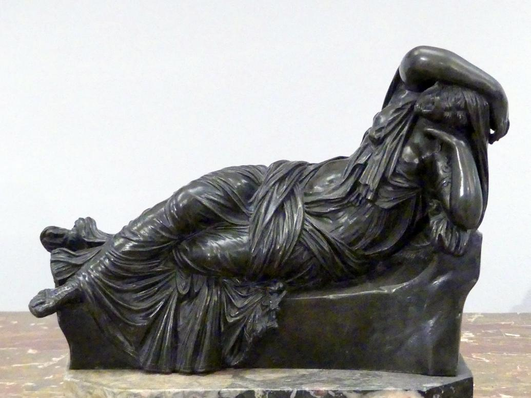 Giacomo Zoffoli: Die schlafende Ariadne, Undatiert