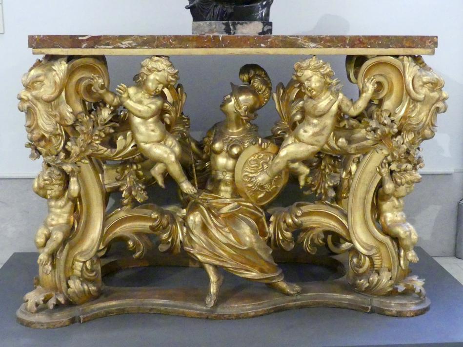 Konsoltisch, um 1680