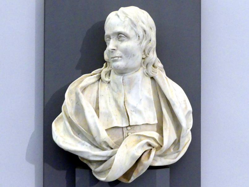 Ercole Ferrata: Bildnis eines Unbekannten, um 1662 - 1665