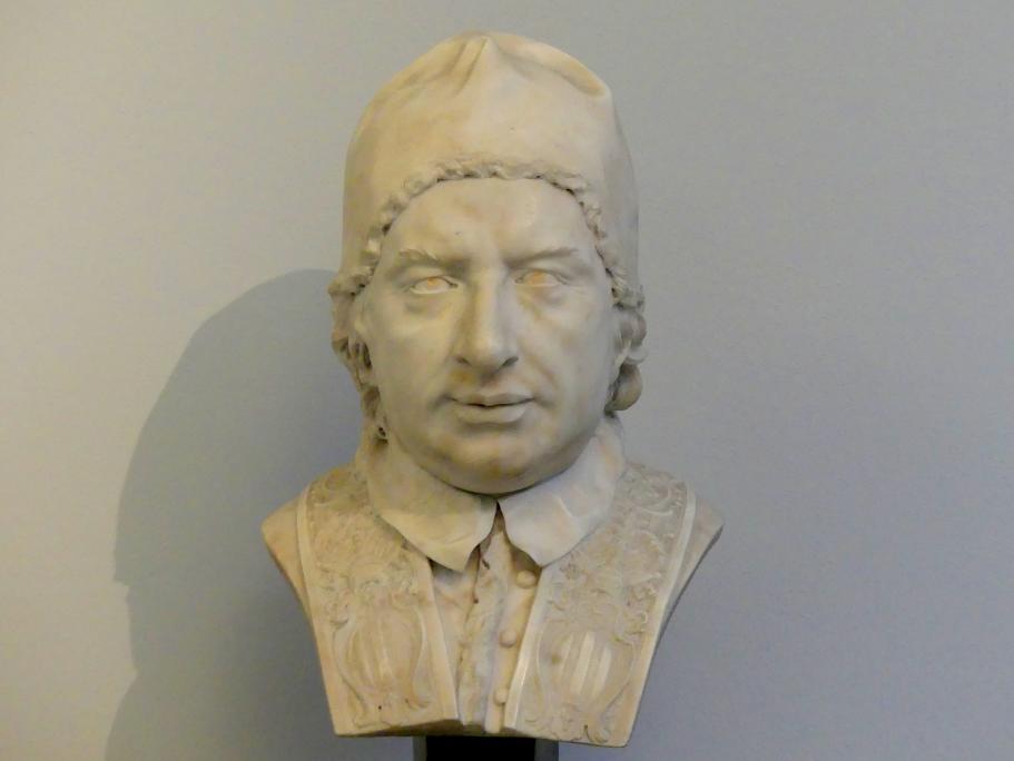 Pietro Bracci: Papst Benedikt XIV. Lambertini, Undatiert