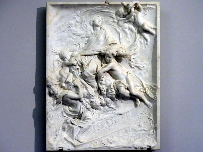 Pierre Puget: Himmelfahrt Mariae, 1664 - 1665