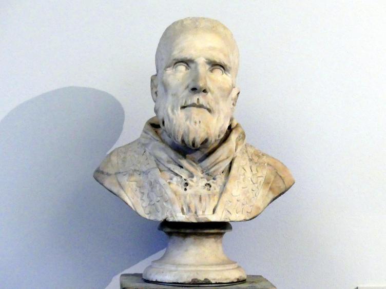 Domenico Guidi: Bildnis des hl. Filippo Neri, Undatiert