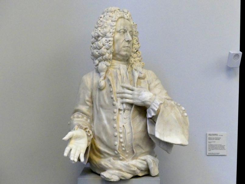 Matteo Bottiglieri: Bildnis eines Ehrenmanns, um 1710 - 1720