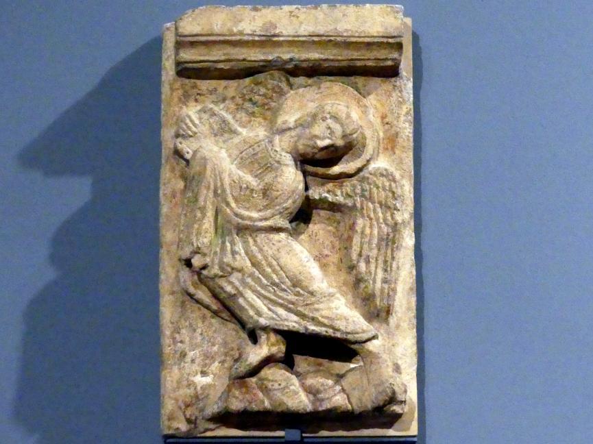 Engel als Evangelistensymbol des Matthäus, um 1180