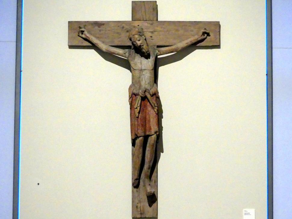 Christus am Kreuz, 3. Viertel 12. Jhd.