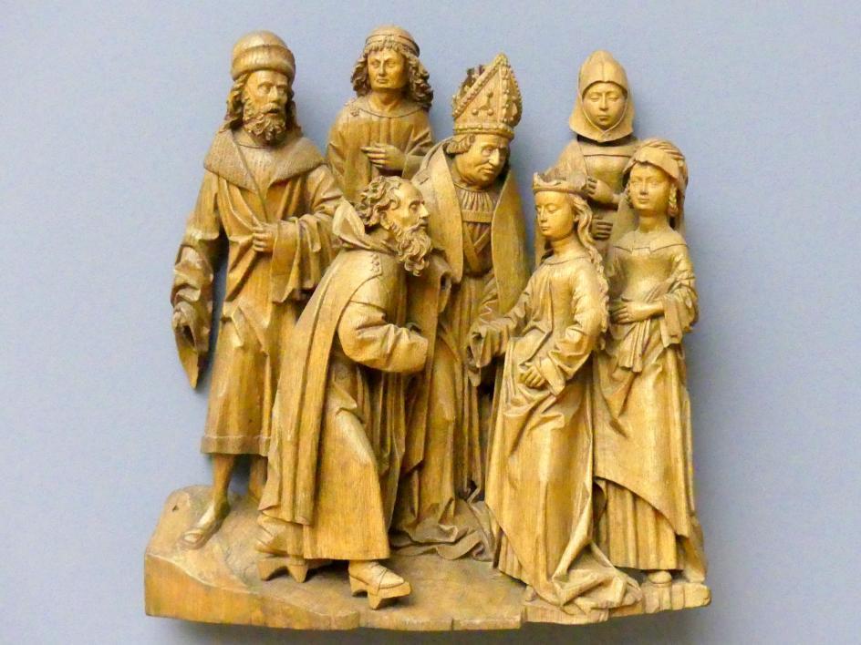 Vermählung der Maria, 1490 - 1500