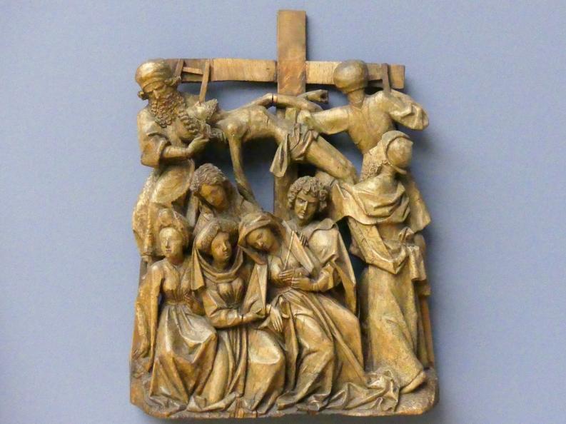 Kreuzabnahme Christi, um 1450 - 1460