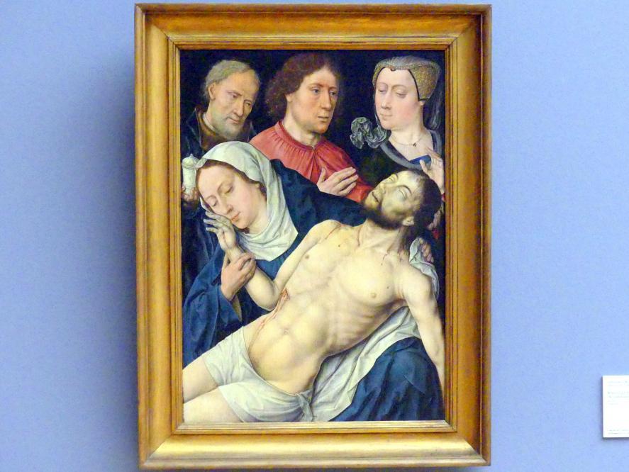 Albert (Aelbrecht) Bouts (Werkstatt): Beweinung Christi, um 1500