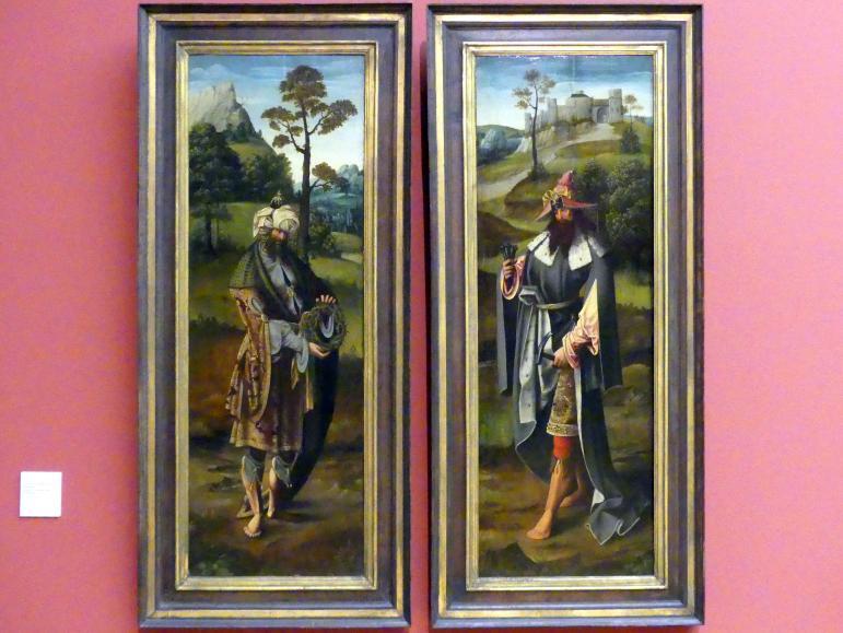 Joseph von Arimathia und Nikodemus, um 1520