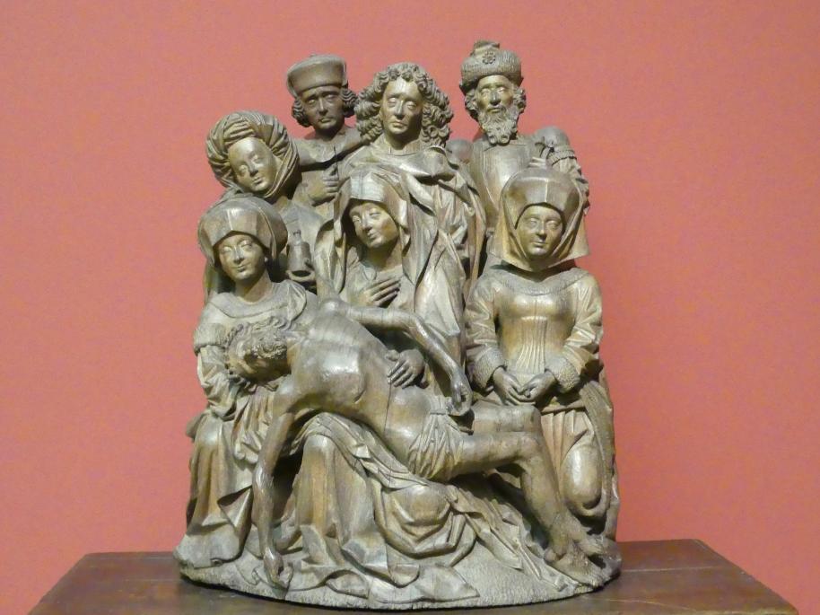 Meister Tilman (Tilman Krayndunck): Beweinung Christi, um 1480 - 1490