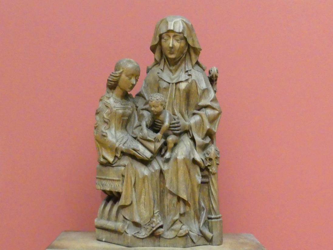 Dries Holthuys (Andreas Holthuis): Anna Selbdritt, um 1495 - 1500