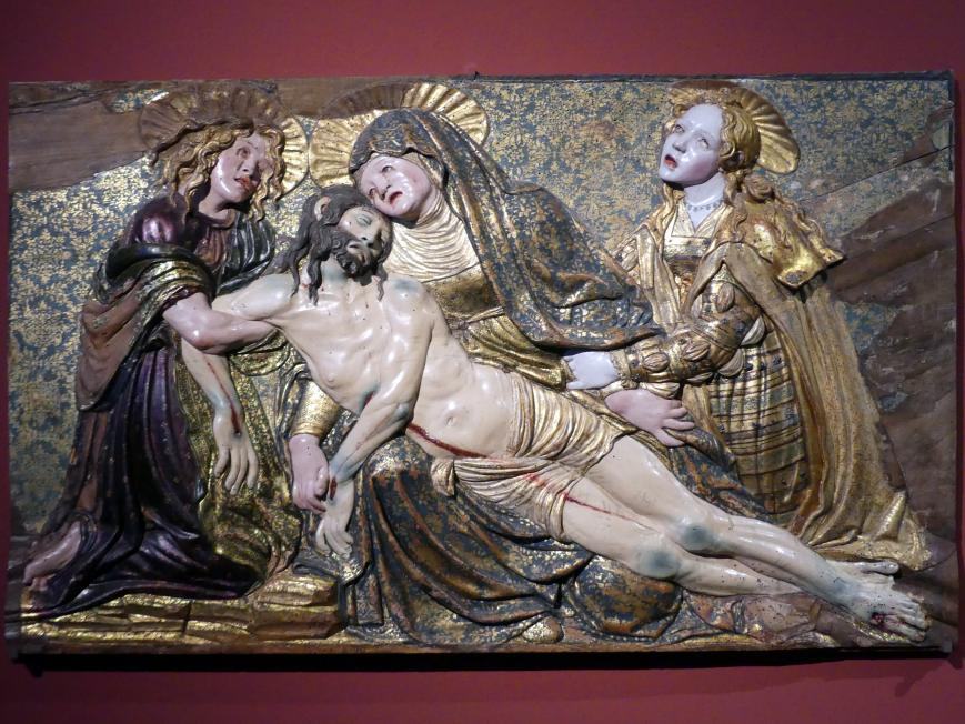 Juan de Valmaseda: Beweinung Christi, um 1525