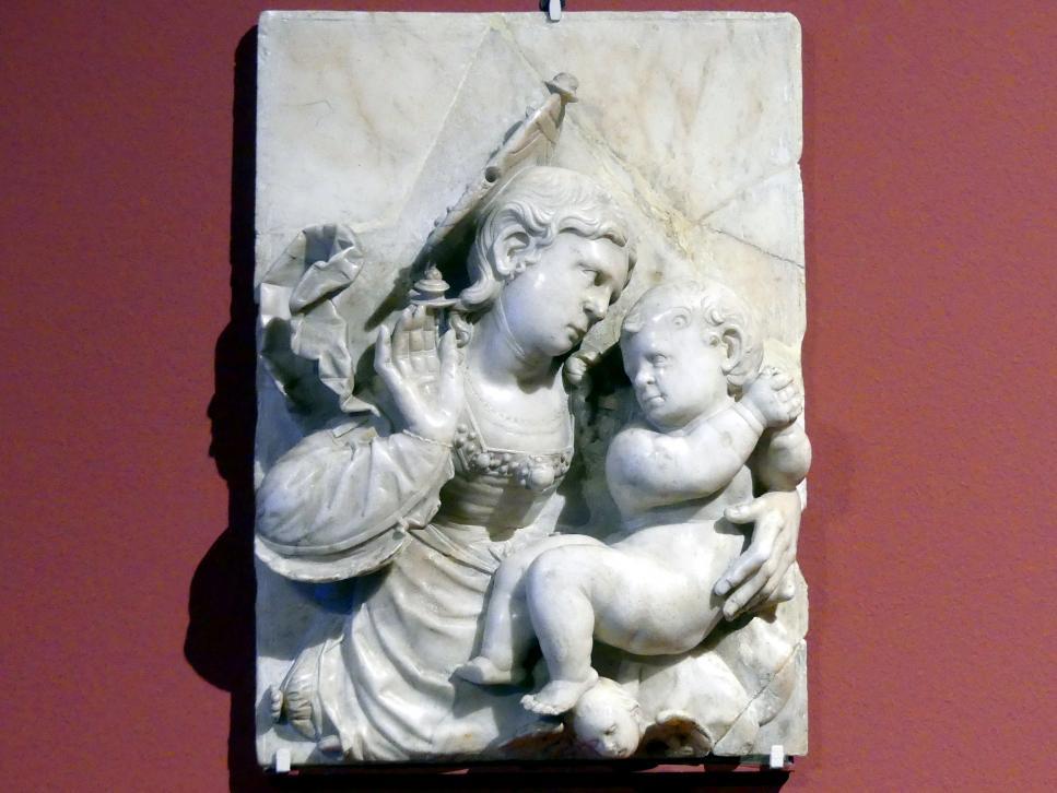 Muttergottes, um 1530 - 1540