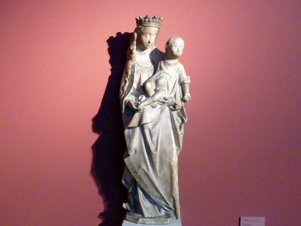 Gil de Siloé: Muttergottes, um 1490