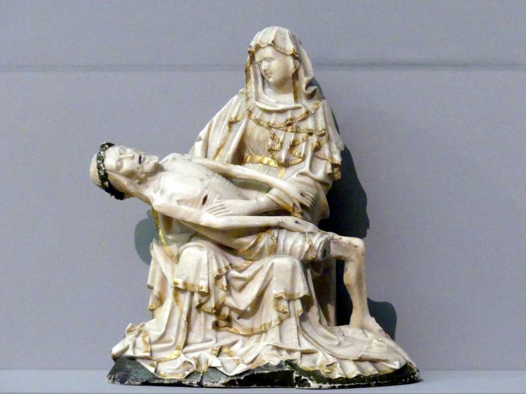 Vesperbild, um 1430