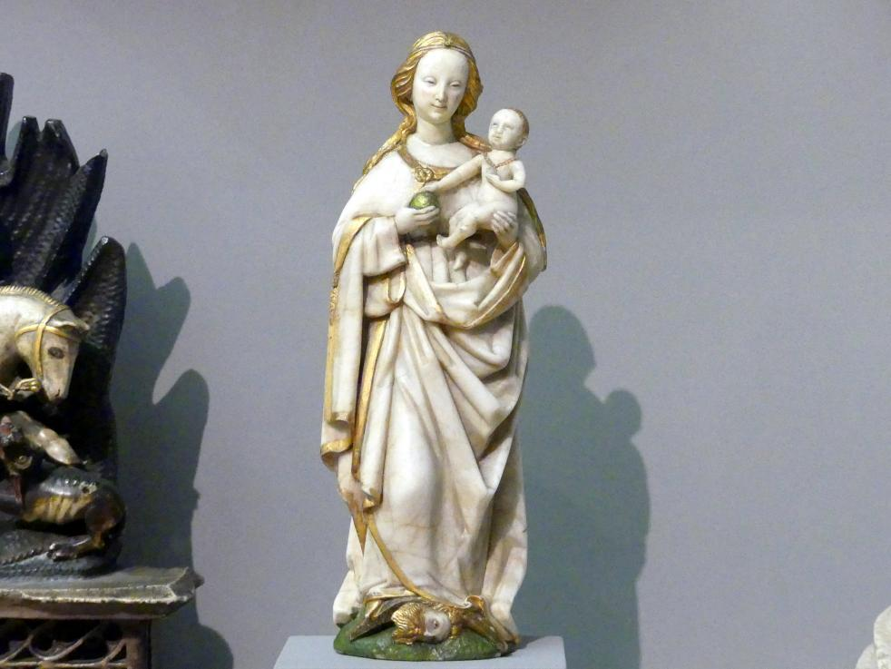Muttergottes, um 1440 - 1450