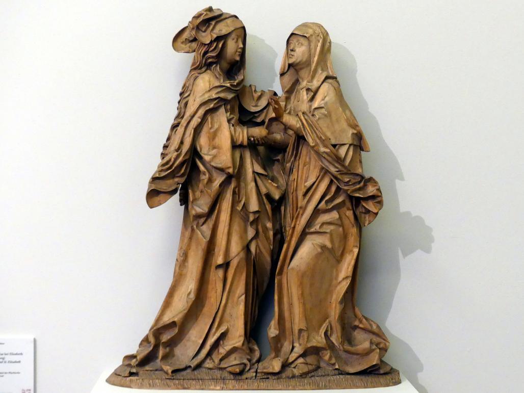 Besuch Marias bei Elisabeth (Heimsuchung), um 1515
