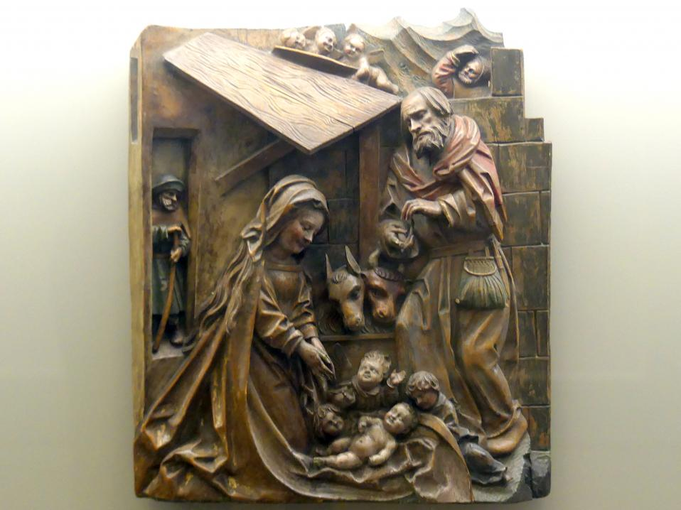 Daniel Mauch: Geburt Christi, um 1510