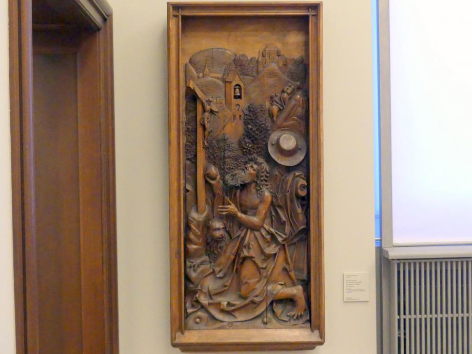 Veit Wagner: Hl. Hieronymus als Einsiedler und Büßer, um 1500 - 1510