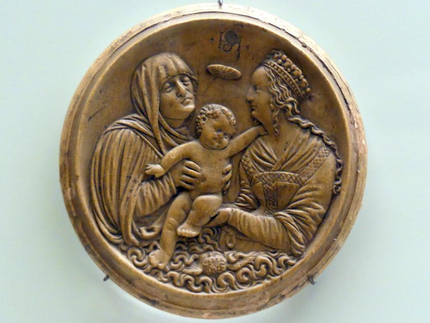Hans Schwarz: Anna Selbdritt, um 1516