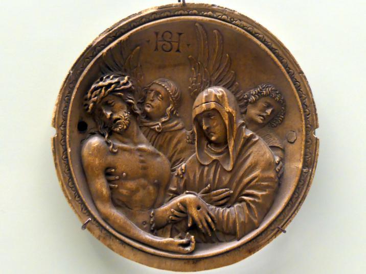 Hans Schwarz: Beweinung Christi, um 1520