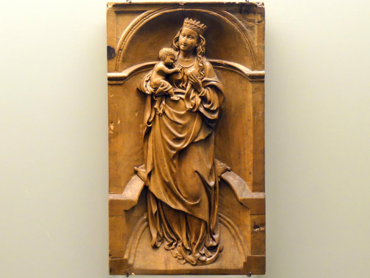 Muttergottes, um 1540