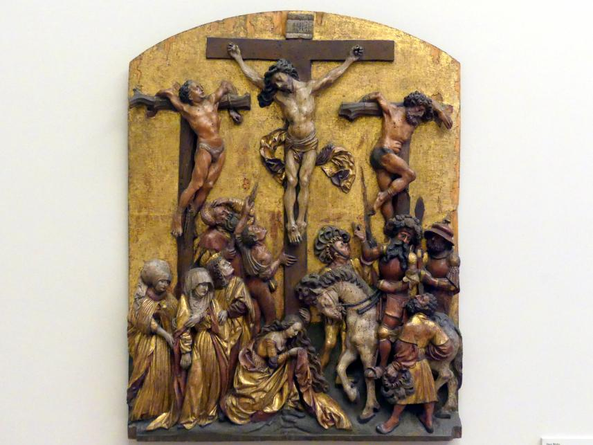 Hans Wydyz (Hans Weiditz): Kreuzigung Christi, um 1515