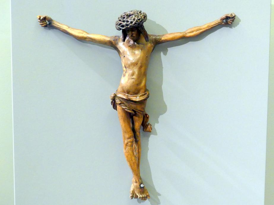 Hans Leinberger: Kruzifixus, um 1520