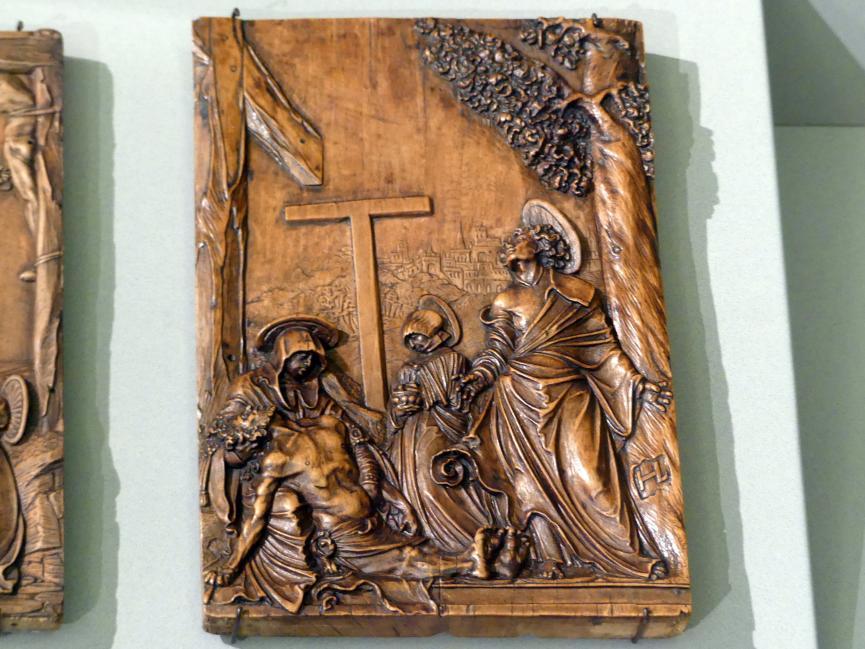 Hans Leinberger: Beweinung Christi, um 1515