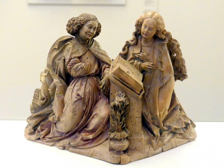 Hans Wydyz (Hans Weiditz): Verkündigung an Maria, um 1500