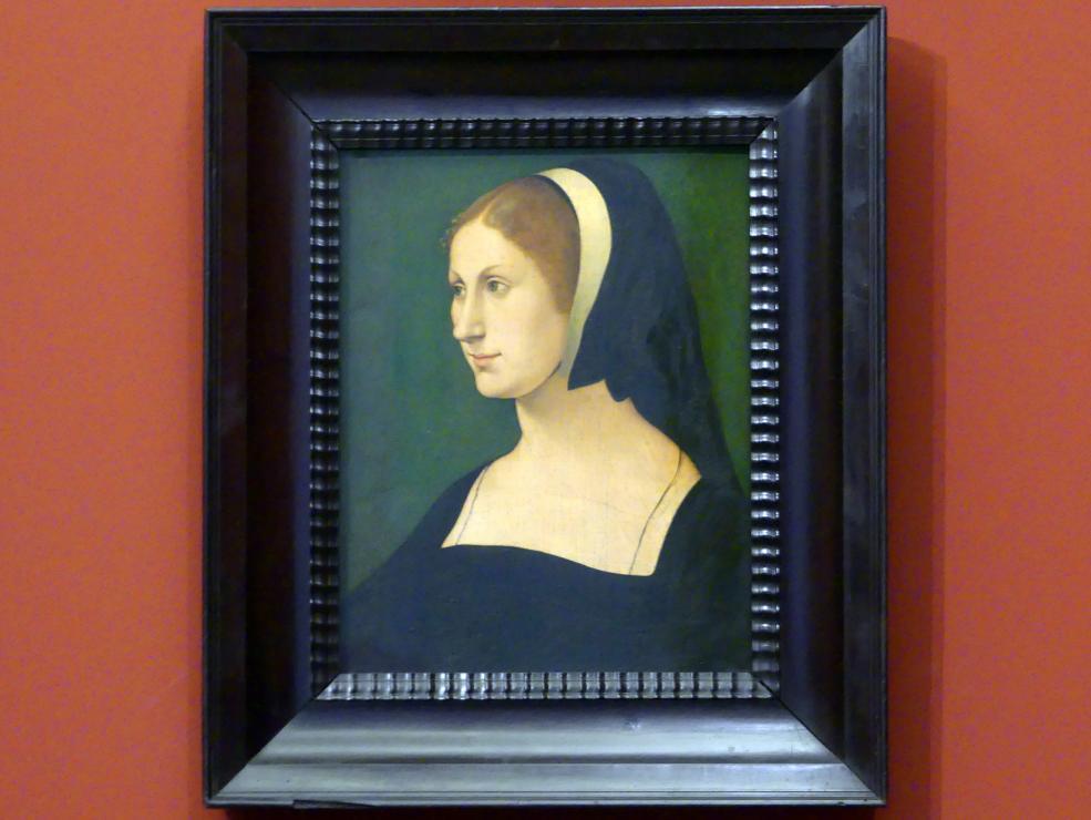 Bildnis einer Frau, um 1515