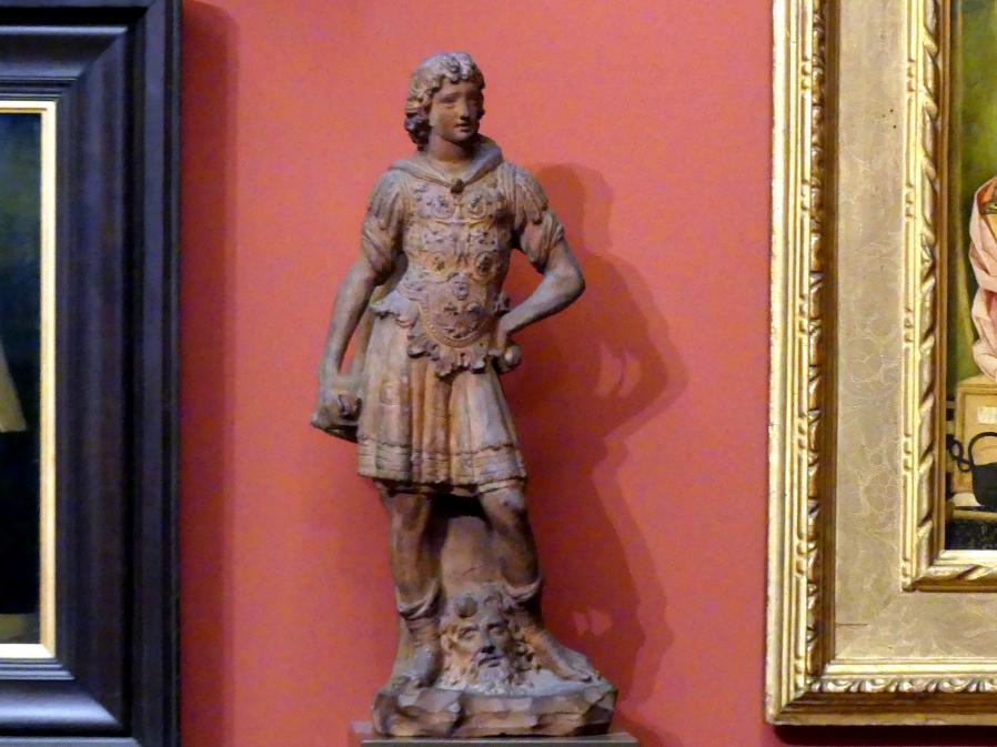 Benedetto da Rovezzano (Benedetto Grazzini) (Umkreis): David, Beginn 16. Jhd.