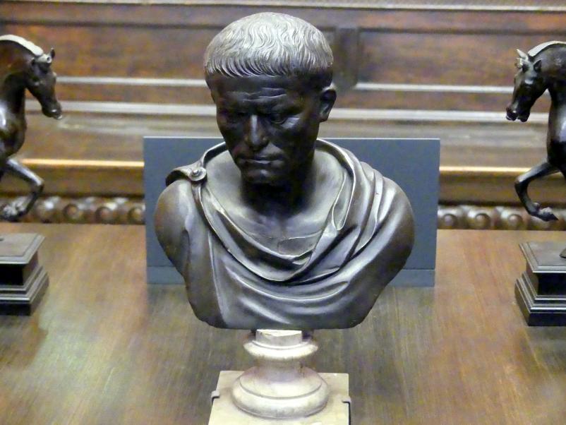 Büste des Marcus Brutus, Undatiert