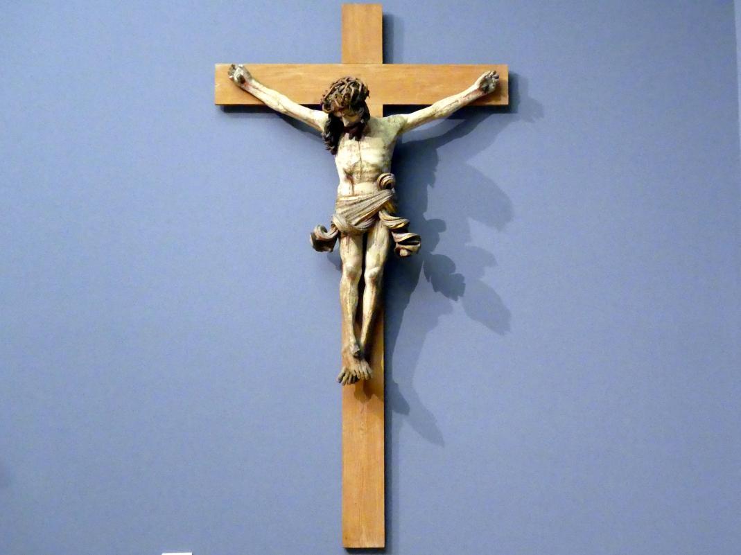Stephan Rottaler: Christus am Kreuz, um 1520