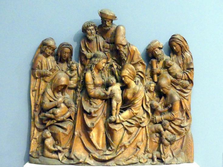 Hans Thoman: Die Heilige Sippe, um 1515