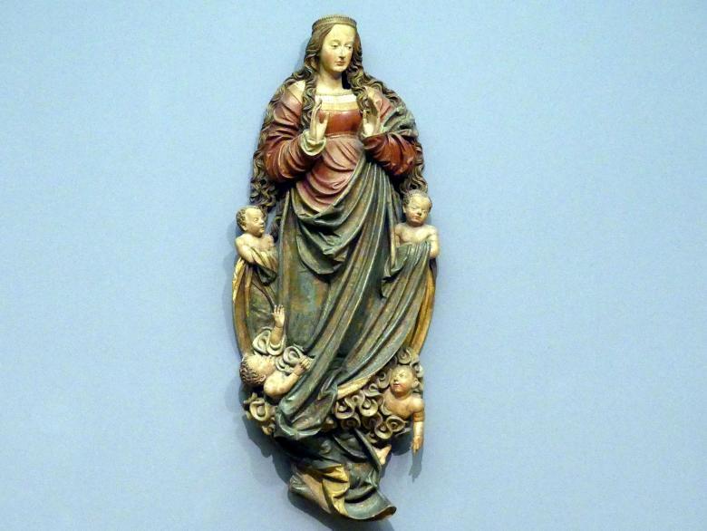 Hans Thoman (Werkstatt): Himmelfahrt der Maria, um 1520