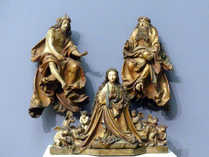 Jörg Lederer: Krönung der Maria, um 1525