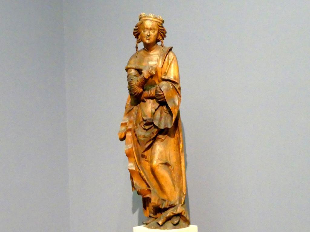 Weibliche Heilige (Katharina?), um 1520