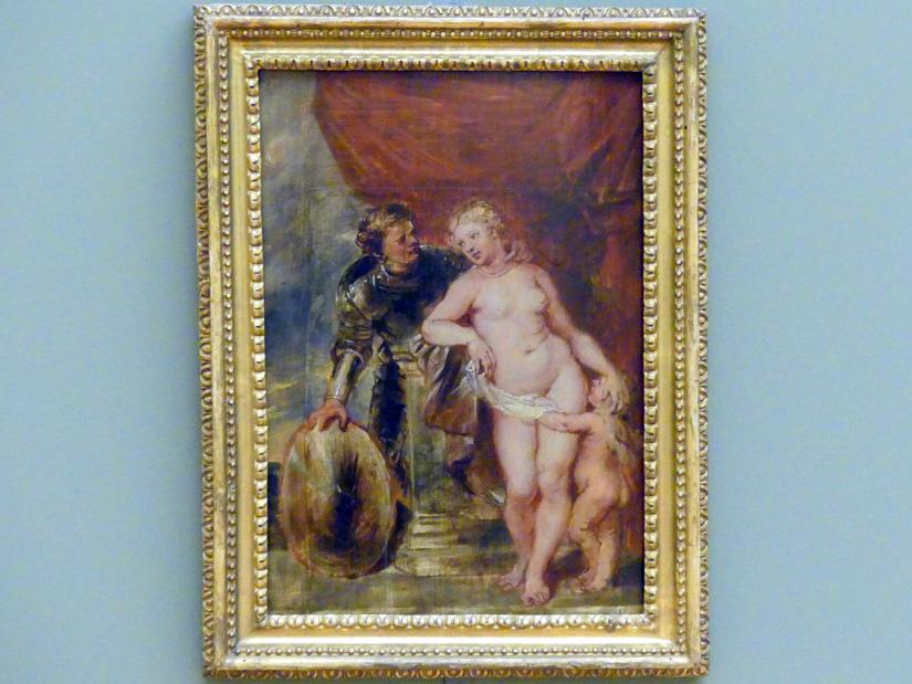 Peter Paul Rubens: Mars, Venus und Amor, um 1636