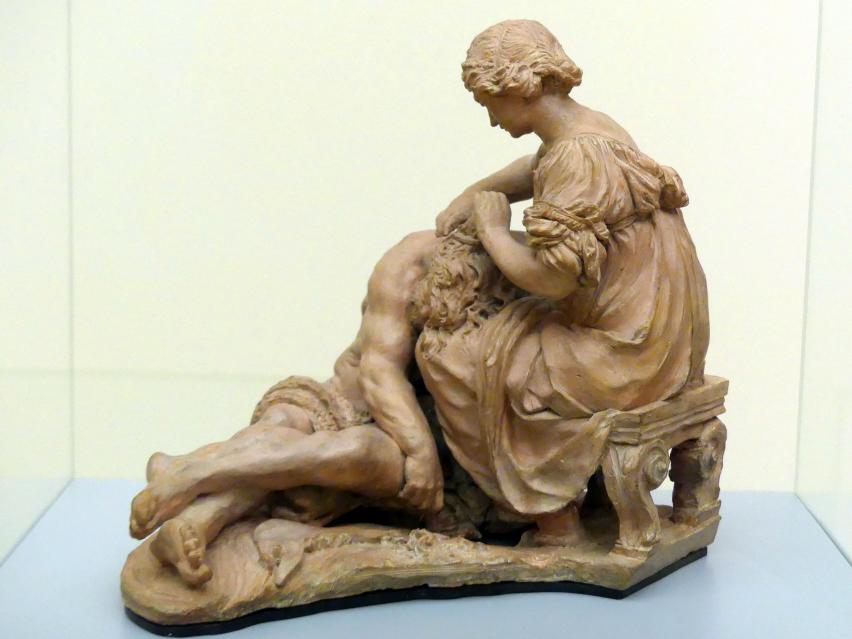 Artus Quellinus der Ältere: Samson und Dalila, 1640